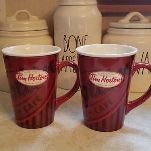 Tim Hortons mugs